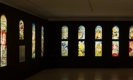 Exposition les Vitraux de Hans Erni et de Kim En Joong – du 20 Juin au 23 Novembre 2014
