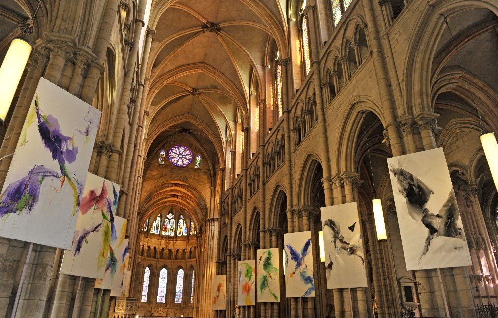 Lumières de Lyon, hommage à Saint-Irénée