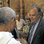Remise des Insignes d'Officier des Arts et Lettres par Monsieur le Ministre Frédéric Mitterrand