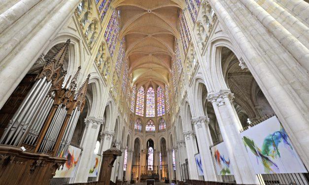 «Les Béatitudes», cathédrale Saint-Gatien de Tours