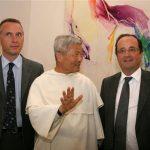 Eglise Saint-Pierre de Tulle (Corrèze) : «Hommage au Cardinal Godfried Danneels»