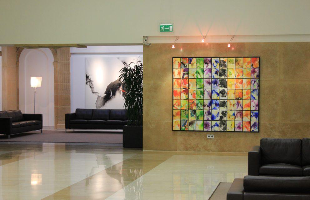 Luxembourg : «Le Peintre de l'indiscible et de l'invisible»
