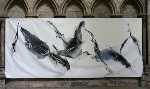 Kim En Joong, cathédrale Notre-Dame de Rouen