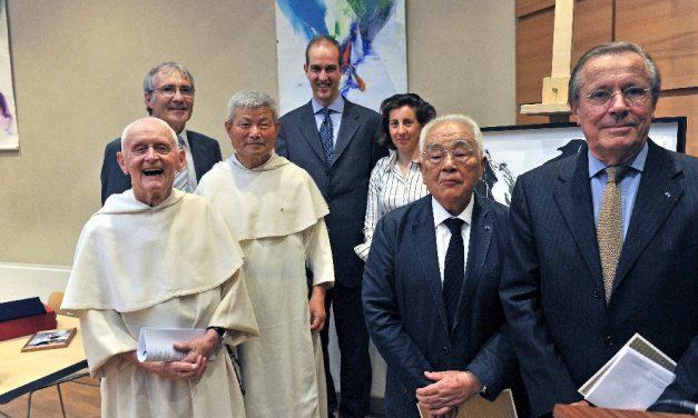70 ème anniversaire du Père Kim En Joong