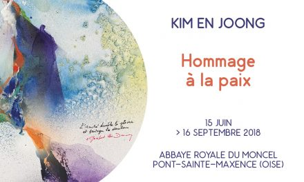Hommage à la Paix – Abbaye Royale du Moncel – Du vendredi 15 juin au dimanche 16 septembre 2018