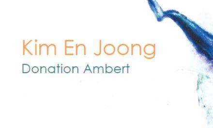 Inauguration du Passage Kim En Joong – 15 Juin 2019