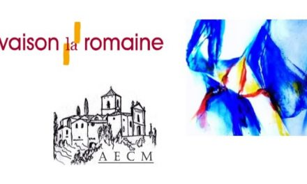 Inauguration des vitraux de l'église en Haute-Ville – Vaison-la-romaine
