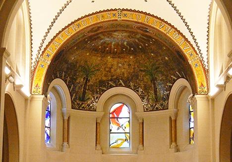 Dimanche 24 novembre 2019 à 11h, messe célébrée par le Cardinal Philippe Barbarin chez les Sœurs Franciscaines Réparatrices de Jésus-Hostie.